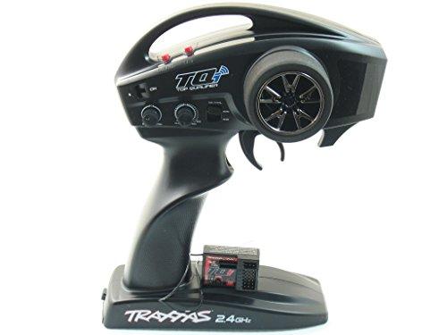 Traxxas Rustler VXL TQi 2-Ch BLUETOOTH TRANSMITTER & 5-Ch RECEIVER Radio