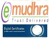 Class 2 dsc certificate Validity 2 years Video verification via emudhra app
