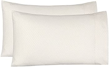 2-Pack Amazon Basics Light-Weight Microfiber Pillowcases (King)
