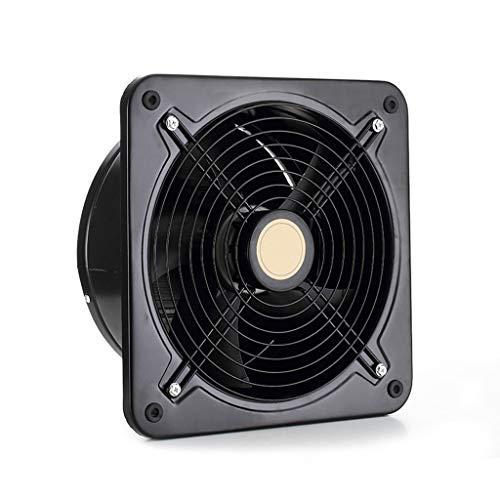 Ventilador de escape Extintor Rotor Exterior Tubo de Escape Cocina Ventilador Industrial Ventilador de ventilación (Size : 350 * 350mm)