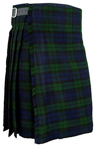 Le véritable kilt écossais traditionnel