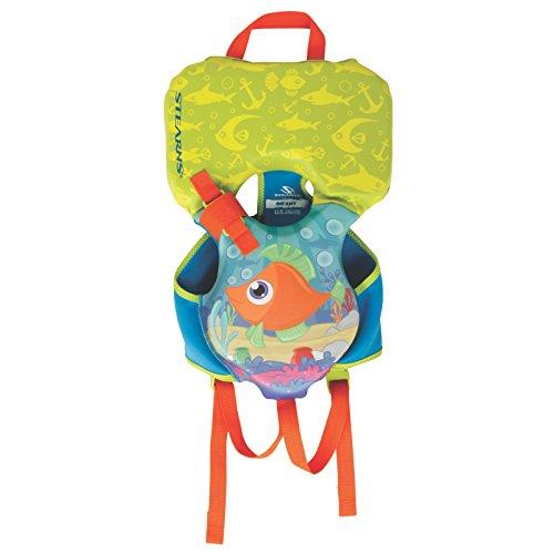 STEARNS Puddle Jumper Infant Hydroprene Life Jacket, Green