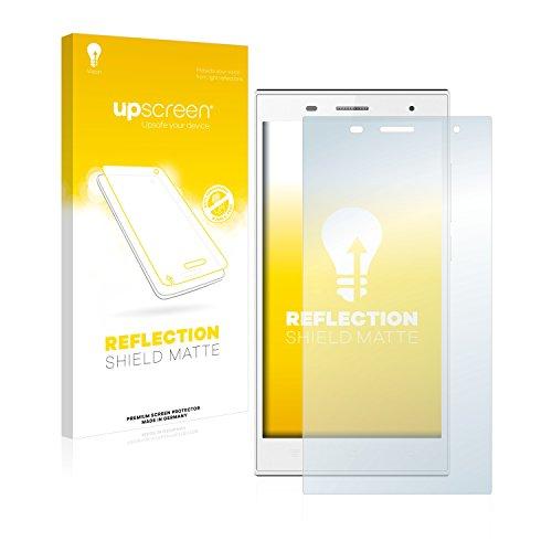 upscreen Entspiegelungs-Schutzfolie kompatibel mit Hisense Infinity H3 HS-U988 – Anti-Reflex Bildschirmschutz-Folie Matt