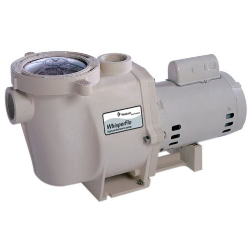 Pentair 011773 WhisperFlo High Performance Pool Pump