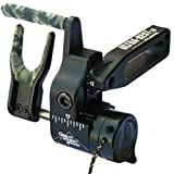 Quality Archery Products Ultra Rest Pro Series Black Right Hand Arrow Rest