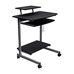 Tatkraft Height Adjustable Workstations On Wheels