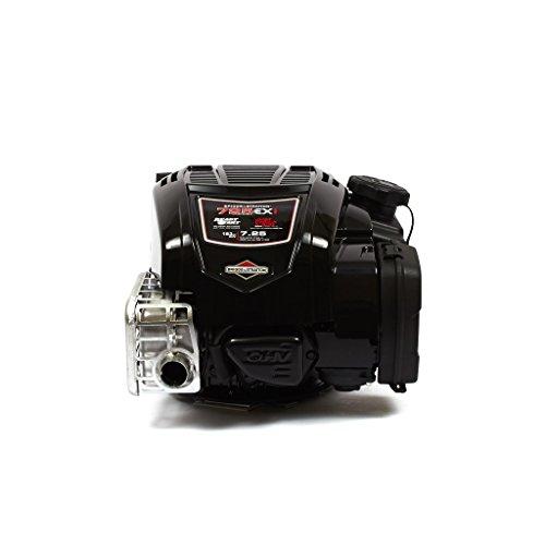 Briggs and Stratton 104M02-0021-F1 7.25 GT Vertical Shaft Engine, Black