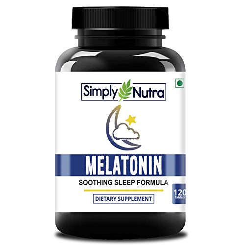 Simply Nutra Melatonin 10mg (Healthy Sleep Cycle)...