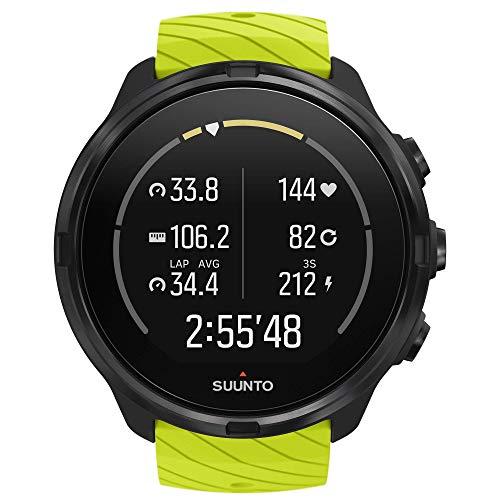 Suunto 9 GPS Sports Watch, Lime