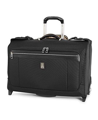 Travelpro Platinum Magna 2-Carry-On Rolling Garment Bag, Black, 23-Inch