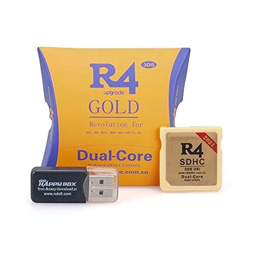 R4 compatible con todos los modelos de DS