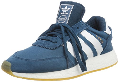 Adidas I-5923 W Schuhe Damen Originals Freizeit Sneaker Turnschuhe blue D97350