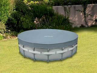 Intex 28040 - Cobertura de protección para piscina tubular (4,8 m)