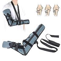 肘サポートブレース、肘ブレースアームスリングは、スポーツによって引き起こされた捻挫のための古い怪我の再発のための変位を防ぎます(M)