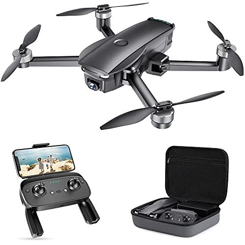 SP7100 Drone GPS con cámara 4K UHD, FPV 5G, motor Brushless, GPS, vuelta a casa, posicionamiento de flujo de trabajo, localización por ultrasonido, seguimiento, autonomía de 26 minutos