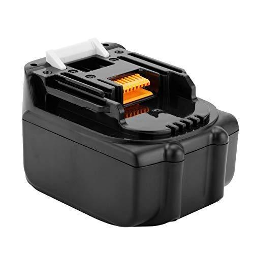 Exmate 14.4V 2.5Ah Batteria per Makita 194558-0 194559-8 BL1415 BL1430