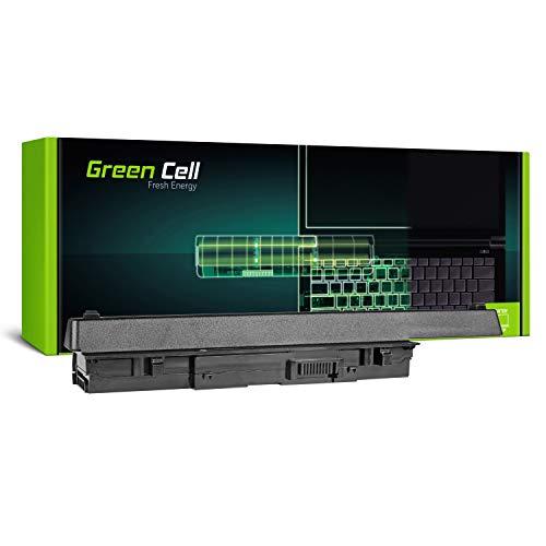 Green Cell® Extended Serie WU946 Batería para DELL Studio 15 1535 1536 1537 1555 1557 1558 Ordenador (9 Celdas 6600mAh 11.1V Negro)