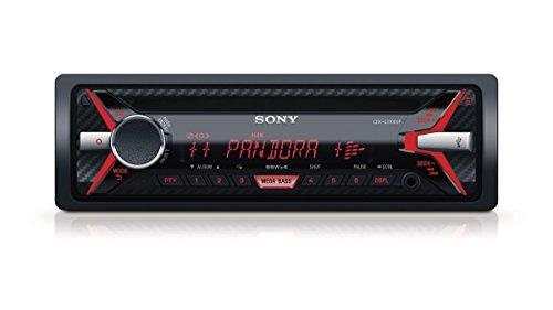 Sony-cdxg3100up-CD-Single-mit-Mega-Bass-Dynamic-Verstaerker