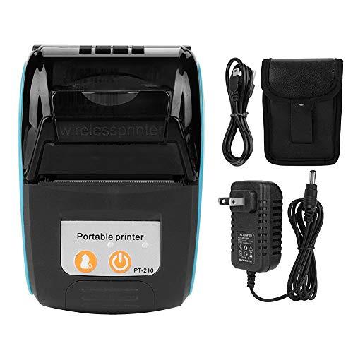 Fantastic Deal! Tangxi Thermal Printer, PT - 210 Wireless Portable Receipt Printer DC 9V / 2A Blueto...