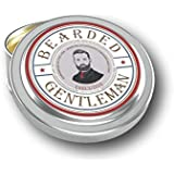 Bearded Gentleman Executive Men's Solid Cologne - Bergamot, Patchouli, and Oak Moss - 1 oz - Natural Ingredients - Travel Sized Pocket Tin - Best Smelling Scent - Perfect Gift - Handmade in the USA