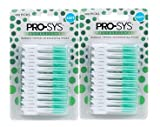 PRO-SYS Soft Rubber Tipped Latex-Free Interdental Picks - 200 ct. (2 packs)
