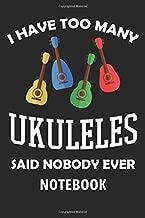 Best nobody's a nobody ukulele Reviews