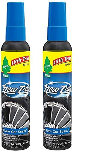 Little Trees Spray Car Air Freshener (New Car Scent)