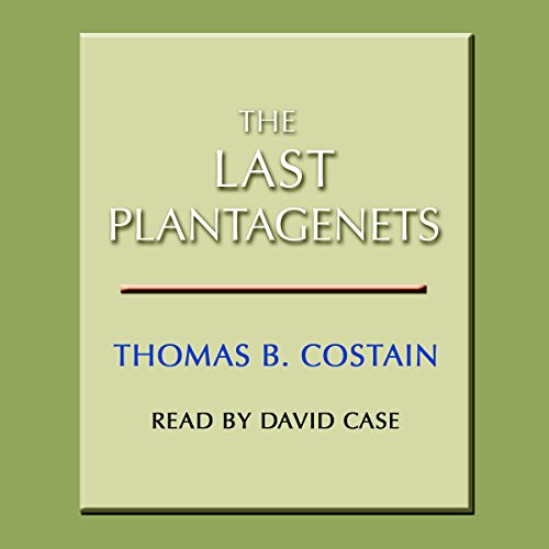 The Last Plantagenets audiobook cover art