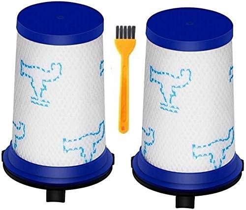 Filtro DealMux para Rowenta Force 360 X-Pert RH9051 RH9057 RH9059 RH9079 RH9081 Piezas de aspiradora Kit de filtro Accesorios Aspiradora