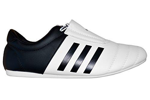 adidas Taekwondo Schuhe ADI-SM II Schwarz / Rot 39 1/3