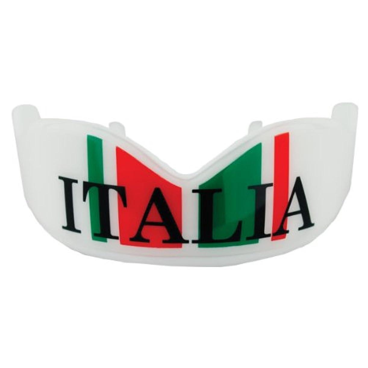 作る厄介な海賊FIGHT DENTIST[ファイトデンティスト] マルチスポーツ マウスガード (イタリア) / MouthGuard Ti Amo Italia