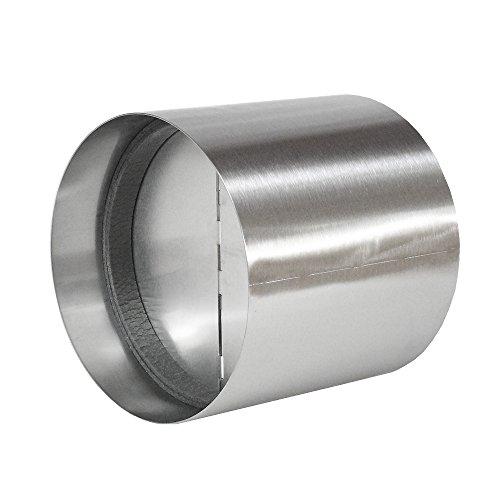 EASYTEC® Rückstauklappe aus Edelstahl Ø 150 mm Durchmesser