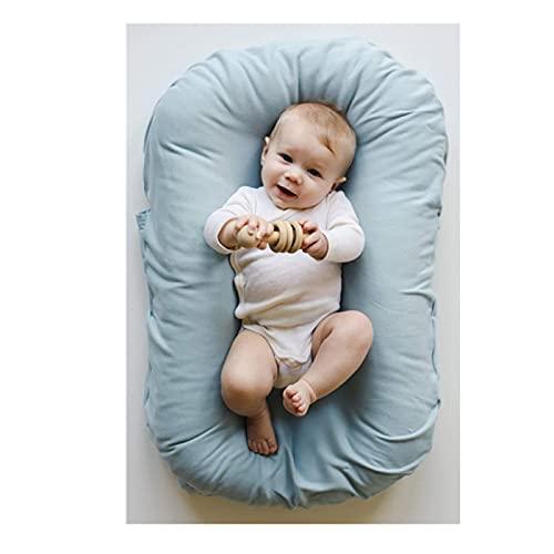 Jingmei Nido Bebe Recien Nacido Verano, Relleno de Fibra Nido Bebe Recien Nacido NiñA - Mejorar el sueño BesBet