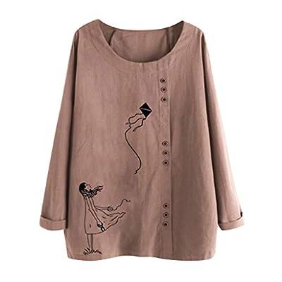 Vectry Camisa Mujer Tallas