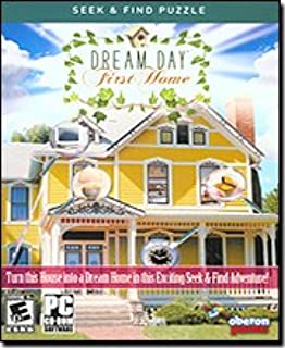 Dream Day First Home - Seek & Find Hidden Object Game