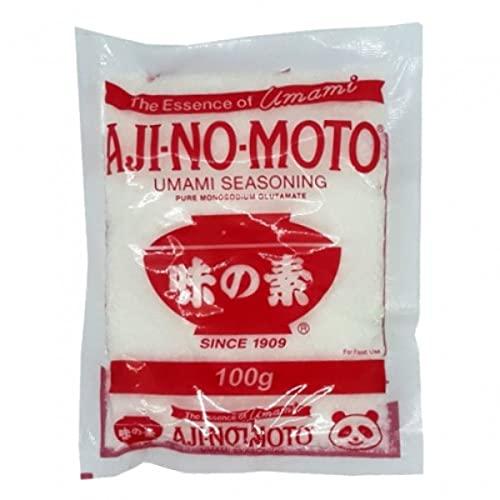 Aji-No-Moto Umami Seasoning Pure Monosodium Glutamate, 100g