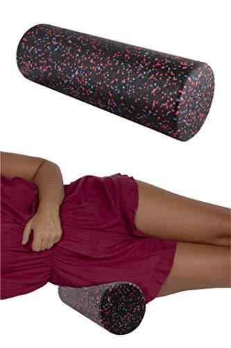 Calma Dragon Foam Roller EPP 89898, Rodillo de masajes, Roller para Yoga, Fitness, Pilates, Cilindro para Masajes Musculares
