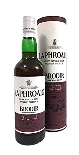 Laphroaig Brodir Port Wood Finish Single Malt Scotch Whisky 48% 0,7l Flasche