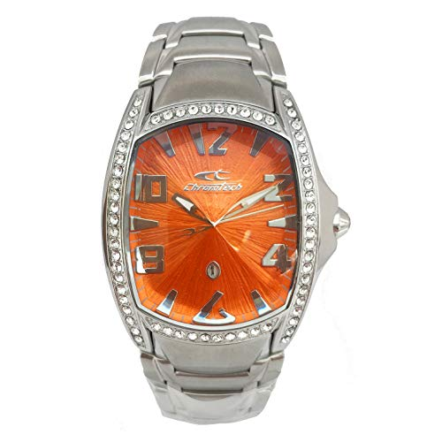 Chronotech Orologio Analogico Quarzo Donna con Cinturino in Acciaio Inox CT7988LS-68M