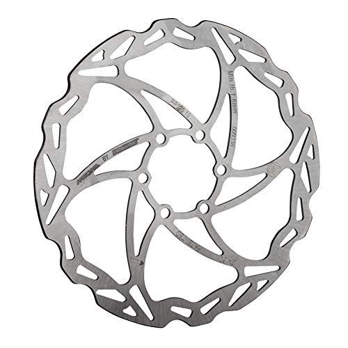 Miche Disque de Frein Adulte Unisexe, Argent, 180 mm