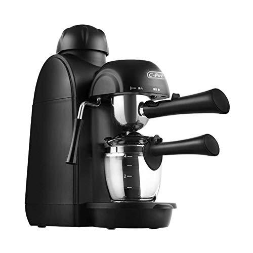 XTZJ 5 Bar Espresso Machine, Stainless Steel Compact Espresso Maker, Professional Coffee Machine for Espresso, Cappuccino and Latte