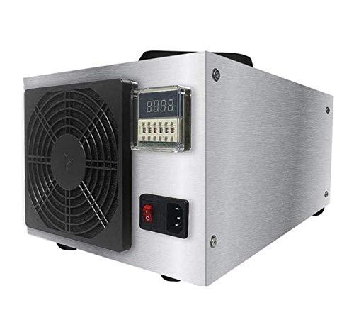buyaolian 50g Generador de ozono Natural Eliminador de olores y purificador Ozonizador...