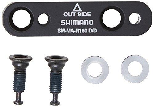 Shimano SM-MA-R160, Adattatore Freno Disco, Nero, 160 mm