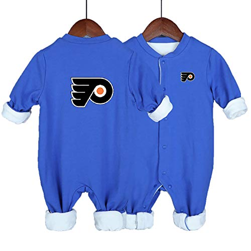 ZGRNB Eishockey Trikot NHL Sportfan Baby Creepers Strampler Los Angeles Kings Ottawa Senatoren Carolina Hurricanes New Jersey Devils Philadelphia Flyer Höhe 59 cm-90 cm