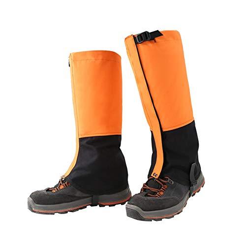 Surenhap Zapatos a Prueba de Agua Gaiters Impermeables Botas para la Nieve...