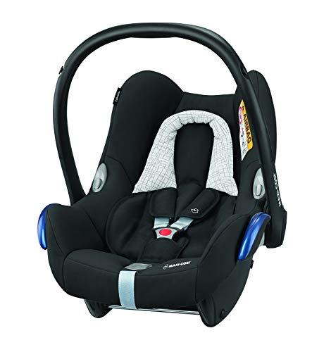 Maxi-Cosi CabrioFix, Silla de coche grupo 0+ Isofix, negro
