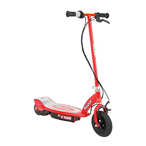 Razor E100 Electric Scooter- Red