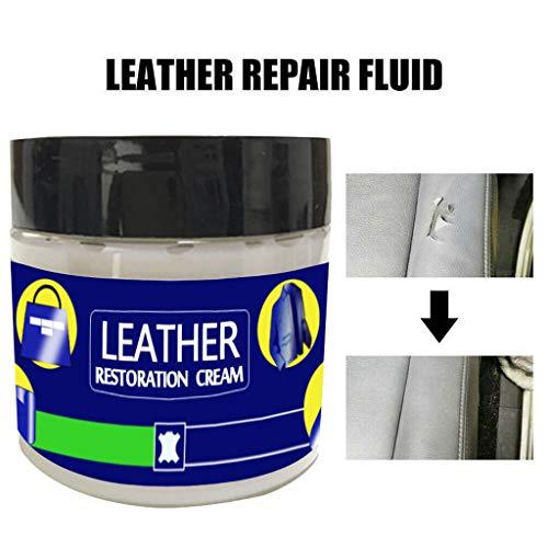 99native Creme Reparieren, Intensive Lederpflege, Leder Kleidung Schuhe Kratzer und Risse Leder Reparatur Schuhcreme Leder Reparatur Creme (1 Stück)