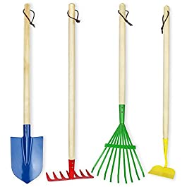 Click N Play gardening tools for kids (set of 4)