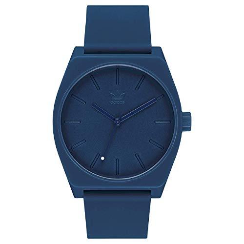 Adidas Reloj Analógico para Hombre de Cuarzo con Correa en Silicona Z10-2904-00
